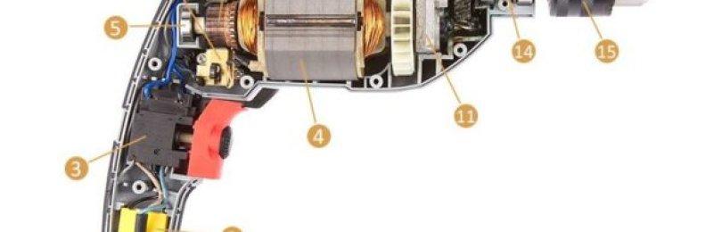 Ремонт дрели своими руками – это сложно, или под силу домашнему мастеру