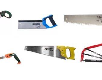 Ножовка по дереву, какая лучше и как правильно выбрать