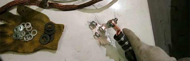 Споттер из сварочного аппарата своими руками для кузовного ремонта