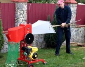 Садовый измельчитель для травы и веток – сравнение характеристик