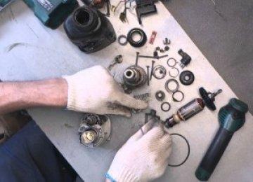 Ремонт перфоратора своими руками – не так страшен процесс, как это кажется!