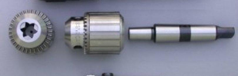 Как снять патрон с дрели для обслуживания или ремонта?