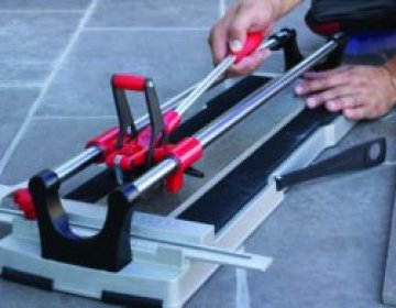 Как пользоваться плиткорезом, и можно ли без него обойтись