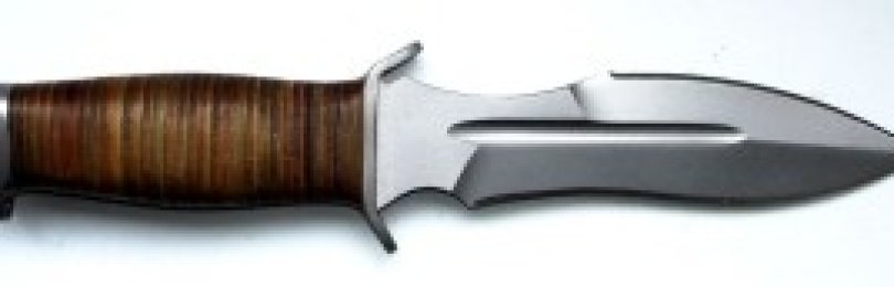Угол заточки ножа – самая важная его характеристика