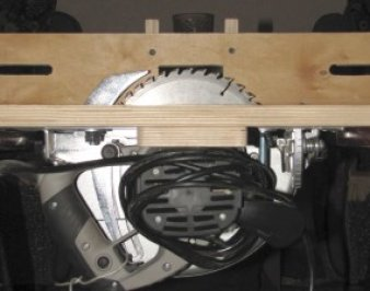 Направляющая для циркулярной пилы – необходимое приспособление, расширяющее возможности инструмента