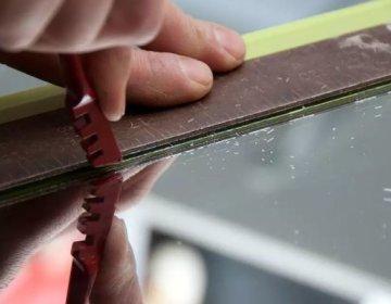 Фигурная резка стекла – как научиться, и какие нужны инструменты?