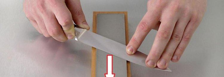 Бруски для заточки ножей – не менее тонкий инструмент, чем сами клинки