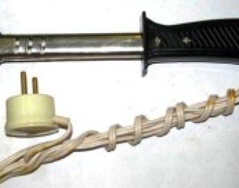 Пайка проводов паяльником – технология, инструменты, материалы.