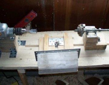 Самодельные станки и приспособления для домашней мастерской – подробный обзор