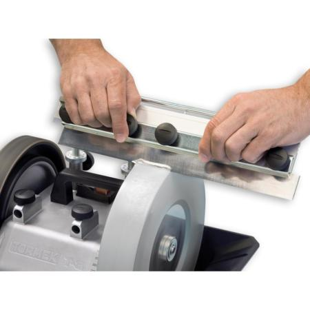 заточка твердосплавного ножа для электрорубанка