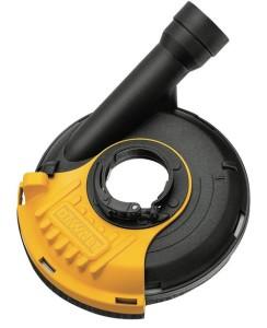 Для ручного электроинструмента придумано множество полезных приспособлений. Кожух для болгарки под пылесос – одно из них.