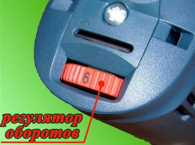 Как сделать регулировку оборотов на болгарку