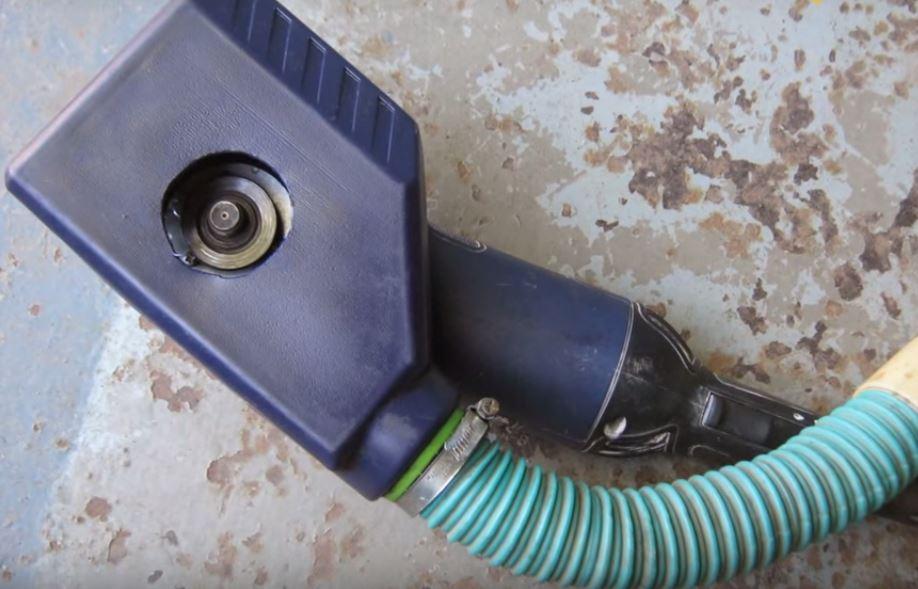 Как сделать пылесос для машины своими руками