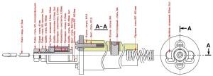 чертеж конструкции паяльника