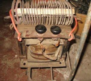 Самодельный сварочный аппарат из старого трансформатора