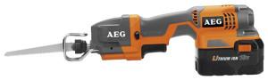 аккумуляторная сабельная пила AEG