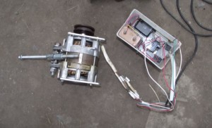 электронное управление двигателем