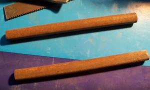 рукоятки из калибровки