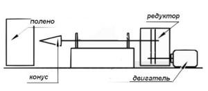 Схема-чертеж