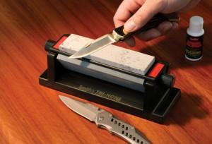Кут заточування кухонного ножа