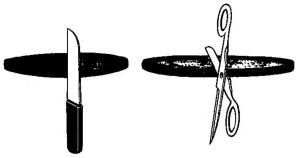 Как заточить иголку в домашних условиях