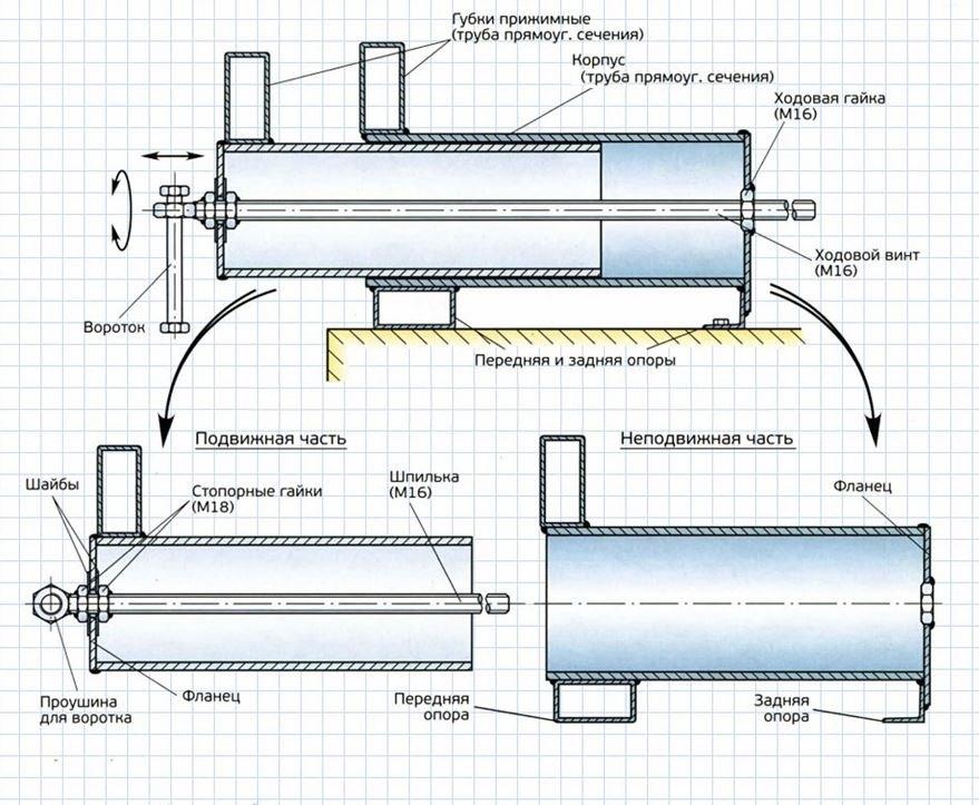 тиски для вязания мушек 879 x 723 · jpeg