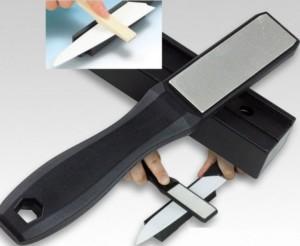 Чем точить керамические ножи в домашних условиях