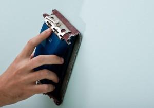 приспособление для шлифовки стен