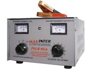 зарядное устройство MAX INTER