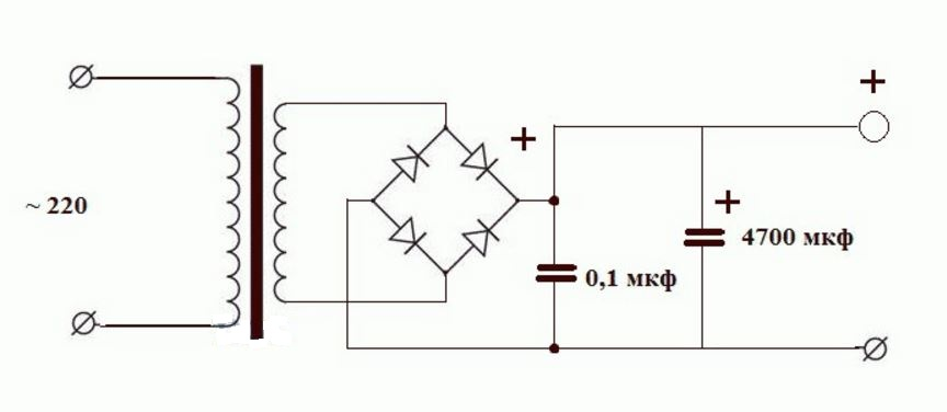Какие внешние блоки можно использовать – старый компьютер или зарядка от ноутбука? фото