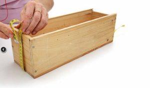 коробка деревянная под инструмент своими руками