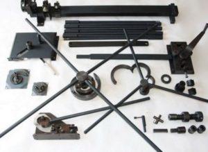 набор инструментов для холодной ковки