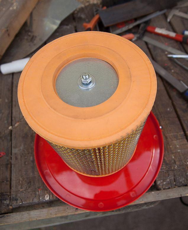 Самодельный циклонный фильтр для пылесоса188