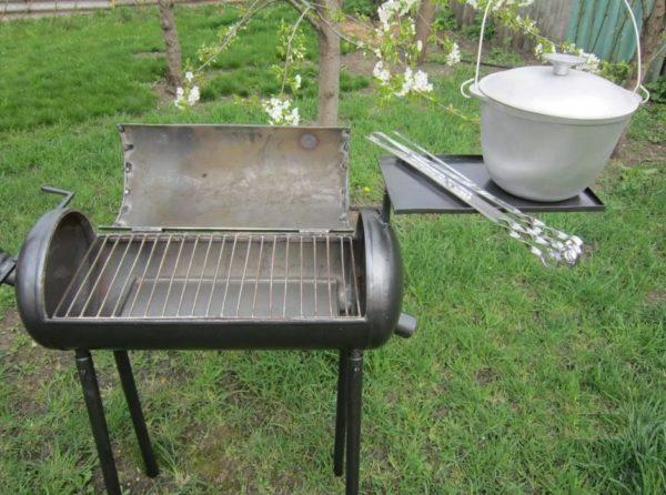 решетка к мангалу для барбекю