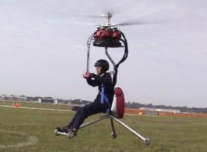 самодельный вертолет
