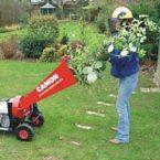 Садовый измельчитель веток своими руками — вариант 2