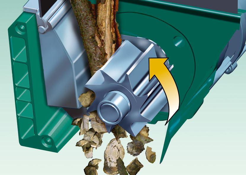 Как сделать дробилку для дерева своими руками