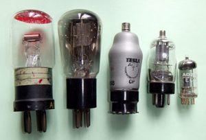 ламповые транзисторы