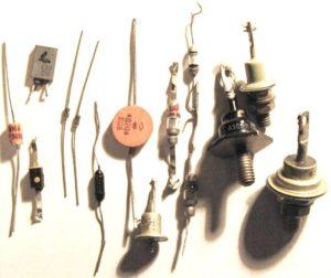 полупроводниковые диоды