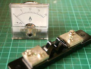 самодельное шунтирование амперметра