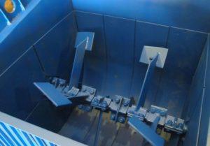 бетономешалка с электроприводом