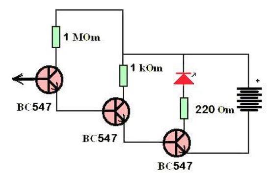 Как сделать прибор для поиска скрытой проводки