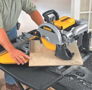 Как резать плиткорезом ручным