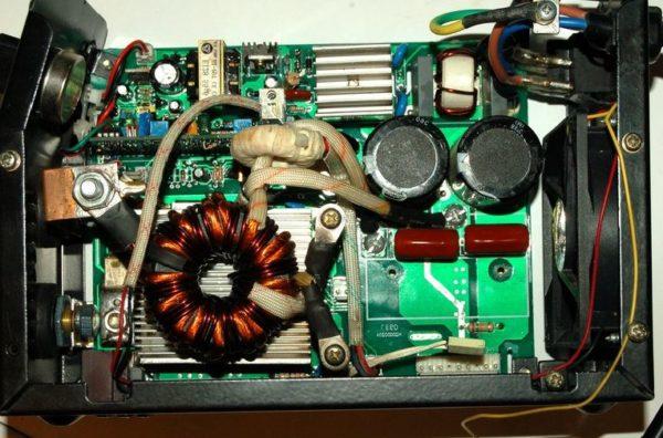 электронный блок инвертора
