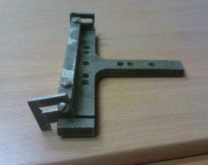 мебельный шаблон кондуктор для сверления отверстий