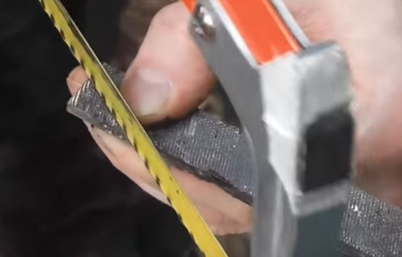 Нож с напильника своими руками