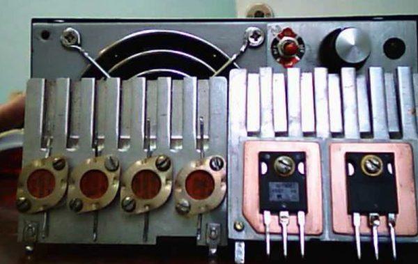 Инверторный сварочный аппарат своими руками схемы