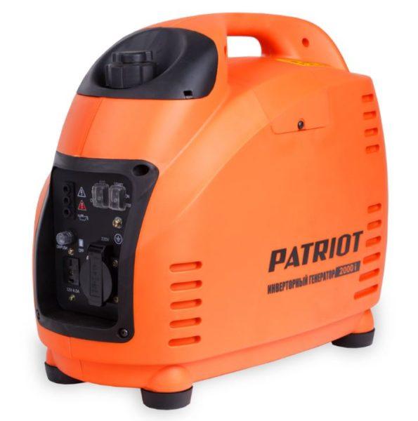 Инверторный генератор Патриот
