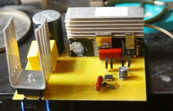 радиаторы охлаждения микросхем