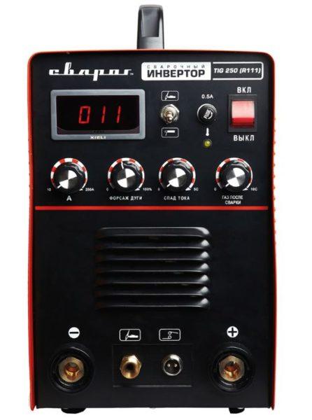 7.Индикация тока нагрузки